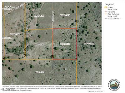 Prescott Valley Residential Lots & Land For Sale: D4 N Drifters Trail