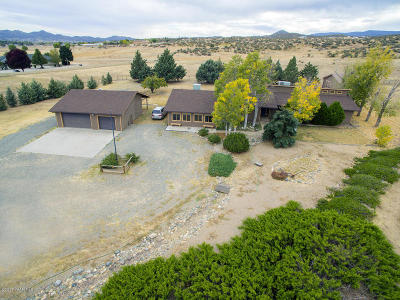 Dewey-Humboldt Single Family Home For Sale: 12027 E Turquoise Circle