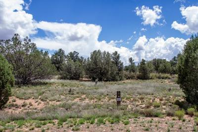 Prescott Residential Lots & Land For Sale: 14825 N Agave Meadow Way