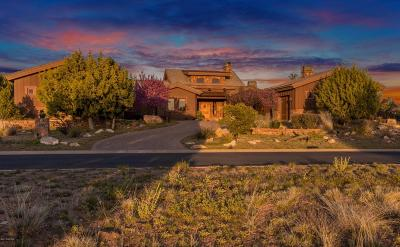 Prescott AZ Single Family Home For Sale: $975,000