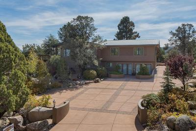 Yavapai County Single Family Home For Sale: 2201 Forest Hills Road