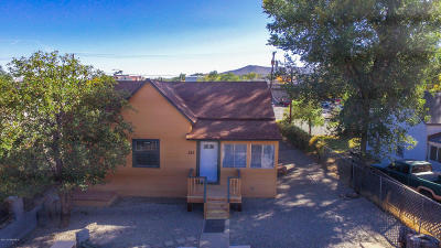 Prescott Single Family Home For Sale: 223 N Granite Street