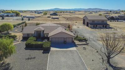 Prescott Valley Single Family Home For Sale: 7575 E Winners Circle