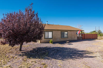 Chino Valley Single Family Home For Sale: 750 Sharon Road