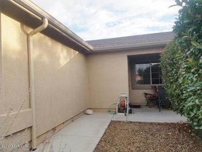 Prescott Valley Condo/Townhouse Pending - Take Backup: 8219 E Long Mesa Drive #C