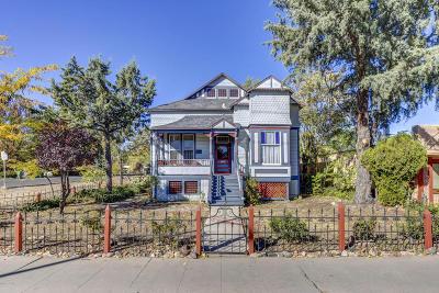 Prescott Multi Family Home For Sale: 346 S Montezuma Street