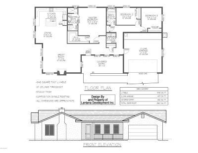 Prescott Single Family Home For Sale: 1295 Annolen Place