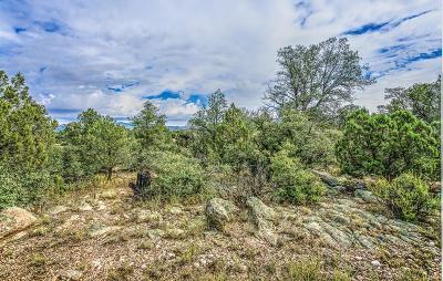 Prescott, Prescott Valley Residential Lots & Land For Sale: 4795 W Three Forks Road