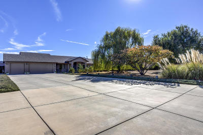 Chino Valley Single Family Home For Sale: 625 Lauren Lane