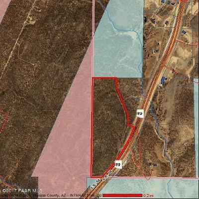 Dewey-humboldt Residential Lots & Land For Sale: Sr 69