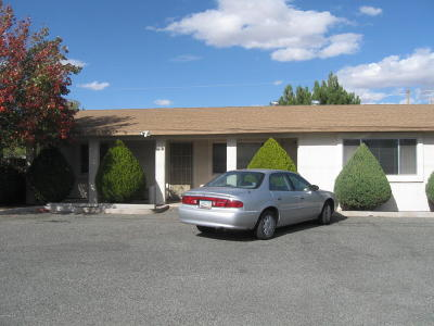 Prescott Valley Multi Family Home For Sale: 8370 E Florentine Road