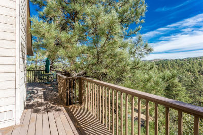 Prescott Single Family Home For Sale: 1033 S Apache Circle
