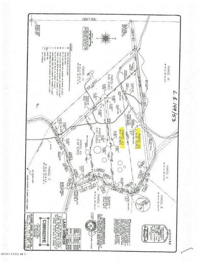 Dewey-humboldt Residential Lots & Land For Sale: No Name K2 & K3 Road