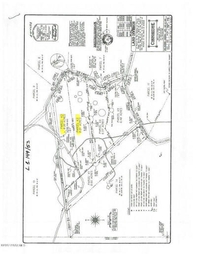 Dewey-humboldt Residential Lots & Land For Sale: No Name K3 Road