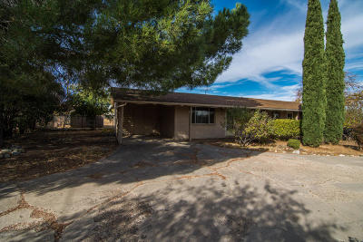 Prescott Valley Multi Family Home For Sale: 8155 E Rosalie Road