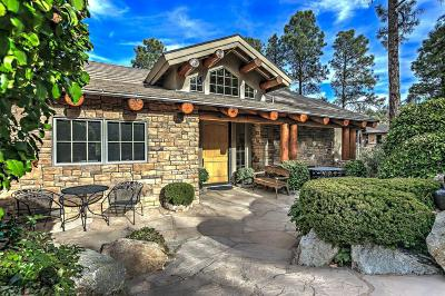 Prescott AZ Single Family Home For Sale: $979,000