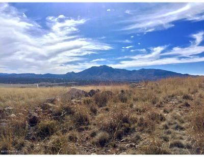 Prescott Residential Lots & Land For Sale: 11910 N Cowboy Trail