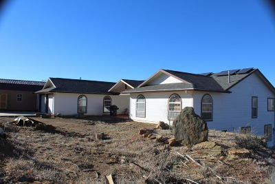 Yavapai County Single Family Home For Sale: 3255 Rancho Place