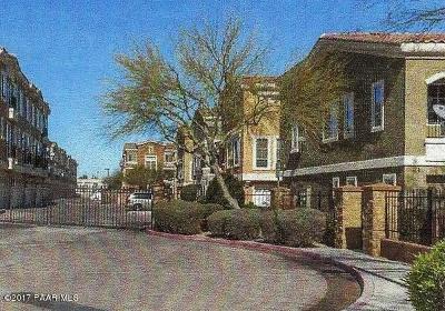 Condo/Townhouse For Sale: 2450 W Glenrosa Avenue #32