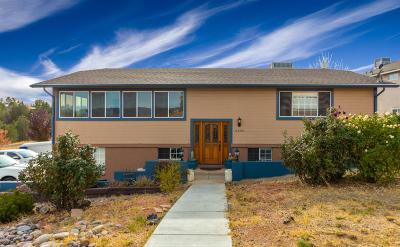 Prescott Valley Single Family Home For Sale: 4400 N La Jolla Drive