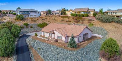 Yavapai County Single Family Home For Sale: 1429 N Rustlers Roost