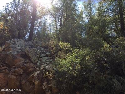 Prescott Residential Lots & Land For Sale: Forest Road 73 Road