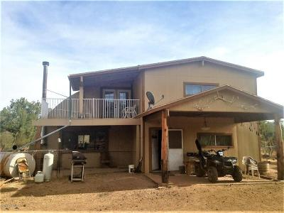 Seligman Single Family Home For Sale: 46600 N Edge Ridge Road