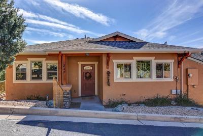 Yavapai County Single Family Home For Sale: 232 Jacob Lane