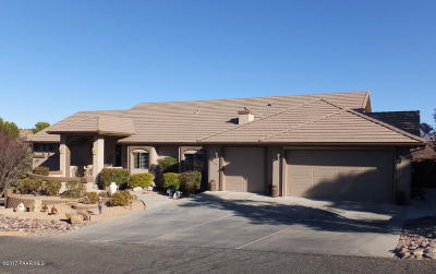 Dewey-Humboldt Single Family Home For Sale: 697 N Mohave Trail