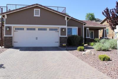 Prescott AZ Single Family Home For Sale: $459,900