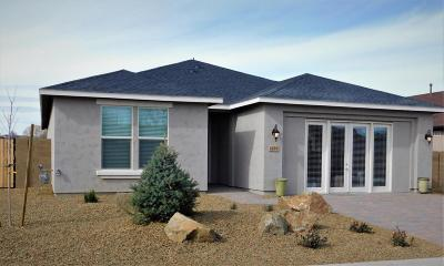 Chino Valley Single Family Home For Sale: 1224 Bainbridge Lane