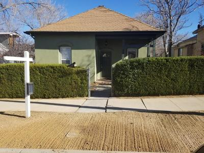 Prescott Single Family Home For Sale: 321 N Alarcon Street