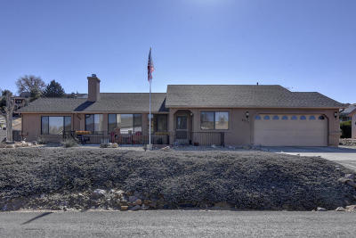 Prescott Valley Single Family Home Pending - Take Backup: 4837 N Sheridan Lane