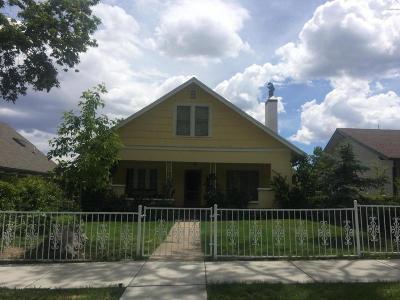 Prescott Single Family Home For Sale: 115 S Mt Vernon Avenue