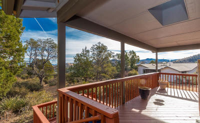 Prescott Single Family Home For Sale: 633 S Bear Claw