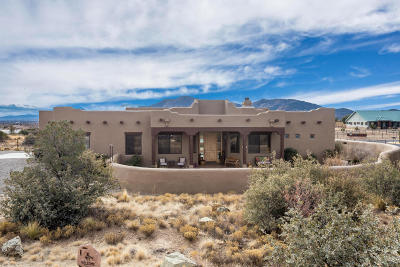 Prescott Single Family Home For Sale: 4665 W Dry Desert Lane