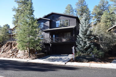 Prescott Single Family Home For Sale: 1753 Rolling Hills Drive