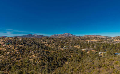 Prescott Residential Lots & Land For Sale: 950 Downer Trail