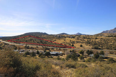 Prescott Residential Lots & Land For Sale: 1771 W Buena Vista Trail