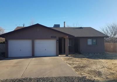 Prescott Valley Single Family Home For Sale: 8026 E Barbara Road