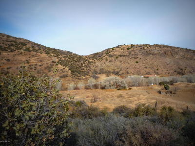 Prescott, Prescott Valley, Chino Valley, Dewey-humboldt Residential Lots & Land For Sale: 01 Winding View