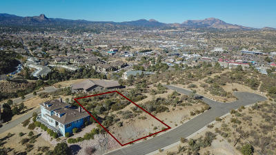 Prescott, Prescott Valley, Chino Valley, Dewey-humboldt Residential Lots & Land For Sale: 196 Sheffield Drive