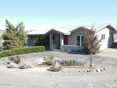Dewey-humboldt Single Family Home For Sale: 11166 E Havasupai Trail
