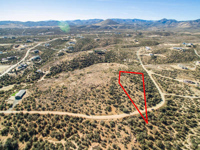 Dewey-humboldt Residential Lots & Land For Sale: 11995 E Mountain Lion Trail