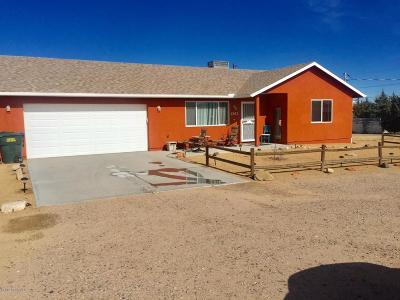 Chino Valley Single Family Home For Sale: 1362 Freedom Court