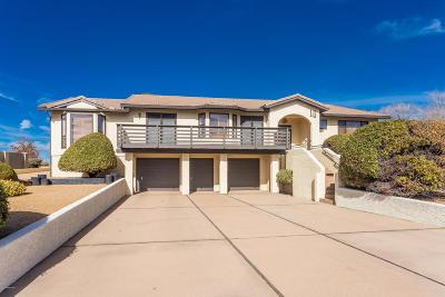 Prescott Single Family Home For Sale: 10 Yolo Drive