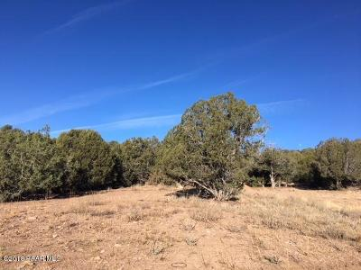 Chino Valley Residential Lots & Land For Sale: Joshua Way