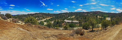 Ranch At Prescott Single Family Home For Sale: 2802 Mystic Canyon Drive
