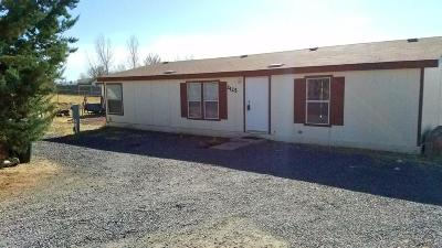 Yavapai County Mobile/Manufactured For Sale: 2125 E Little Doggie Draw