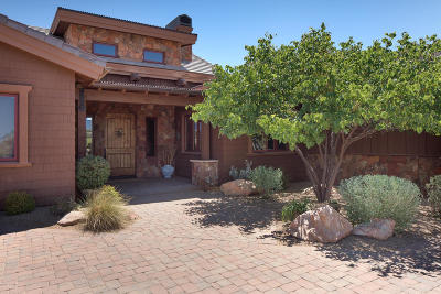 Prescott AZ Single Family Home For Sale: $949,000